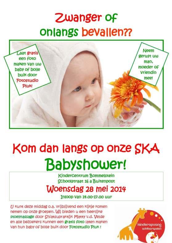 babyshower poster mei 14